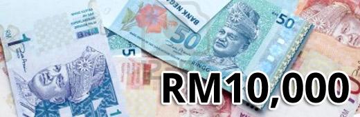 Kalau ada duit RM10,000