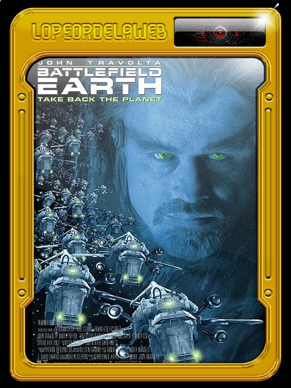 Battlefield Earth (2000) | Campo de Batalla: La Tierra 720p