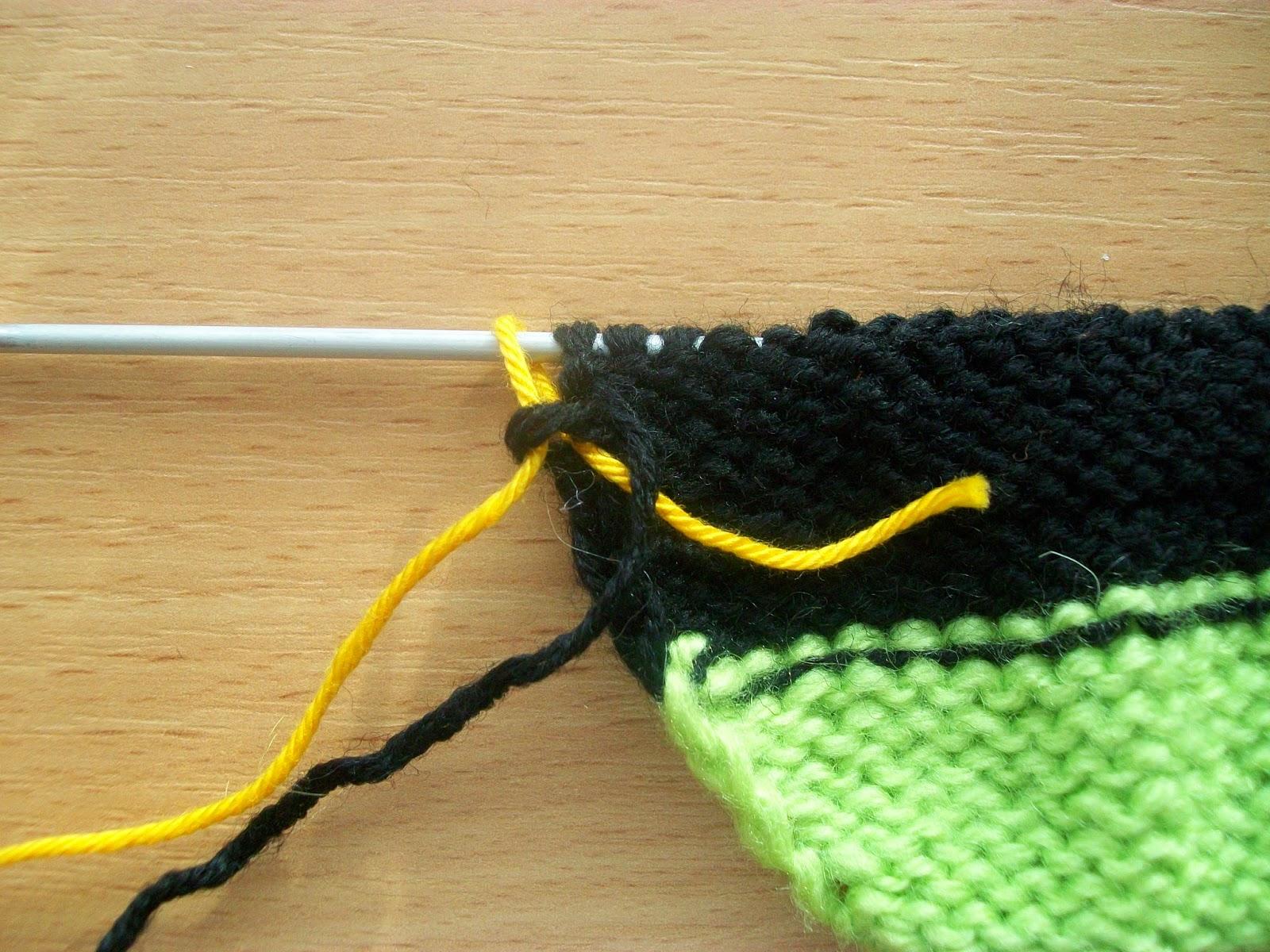 Супер быстрые носки - Вязание - Страна Мам 61