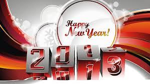 Celebrity English Happy New Year