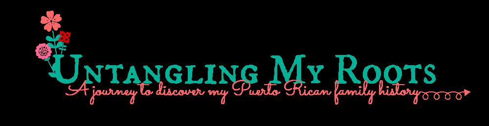 Untangling my Puerto Rican roots