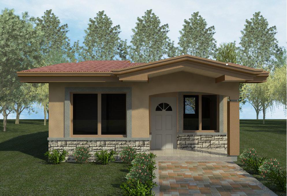Casas prefabricadas nuestros modelos divons dise o for Modelos de casas prefabricadas