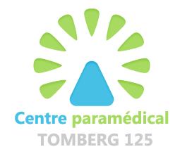 Centre Paramédical Tomberg 125