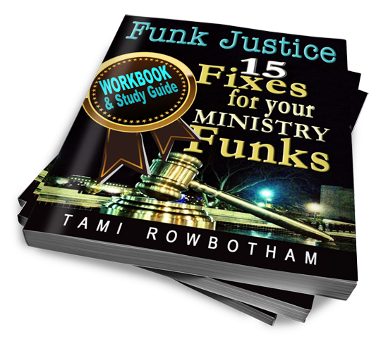 Study Guides Workbooks: Funk Justice Workbook And Study Guide NOW Available