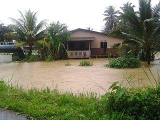 Banjir Gelombang Kedua Melanda Terengganu