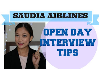 SAUDIA Airline Interview Tips