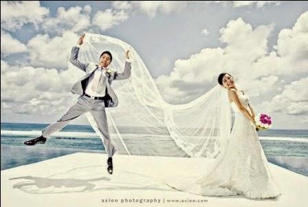 Foto pre wedding