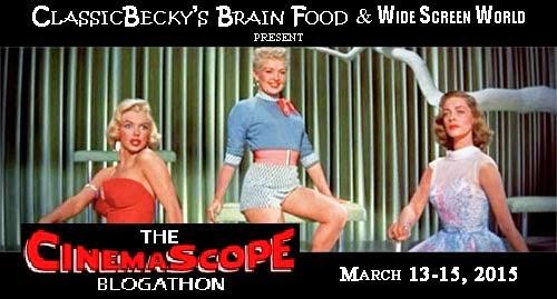 Watch out! It's the CinemaScope Bogathon!
