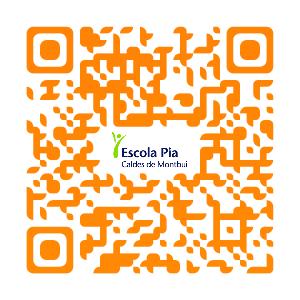Escaneja el codi des del teu mòbil i podràs consultar el blog