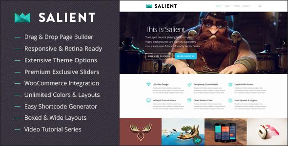 download Salient v5.2.2 - Responsive Multi-Purpose Theme