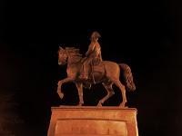 Espartero en su caballo