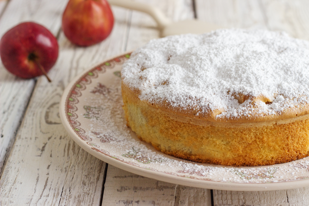 Ricette Kenwood Cooking Chef: Torta di mele con il Kenwood Cooking Chef