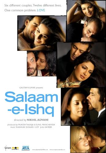 Salaam-E-Ishq (2007) Movie Poster