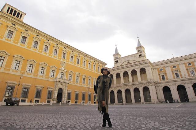 the Closet Catwalk, Europe, Rome Italy Honeymoon