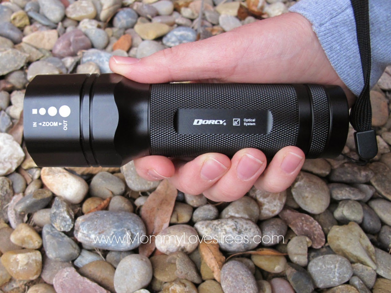 Dorcy 230 Lumen Focusing Flashlight