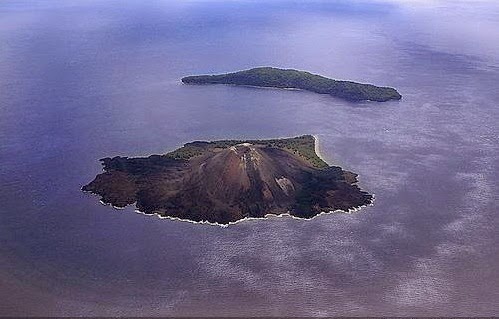 Mount Anak Krakatau, West Java