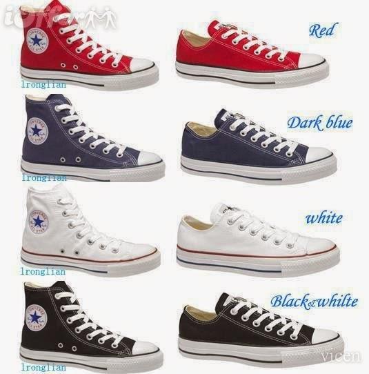Style Sepatu Converse All Star