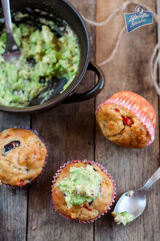 Przepis na wytrawne muffiny