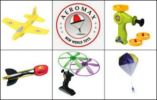 Aeromax giveaway