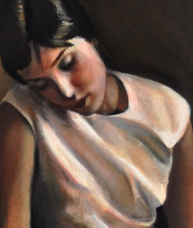 Emilii Wilk Emilii+Wilk+1983+-+Polish+Figurative+painter+-+Tutt%27Art@+%289%29