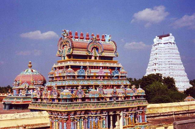 Tiruchirappalli Temple