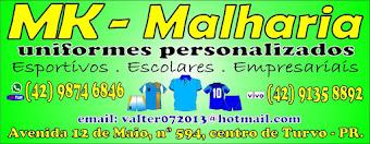 MK - Malharia em Turvo