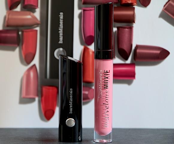 bareminerals gamme mixoe rouge à lèvres gloss avis test