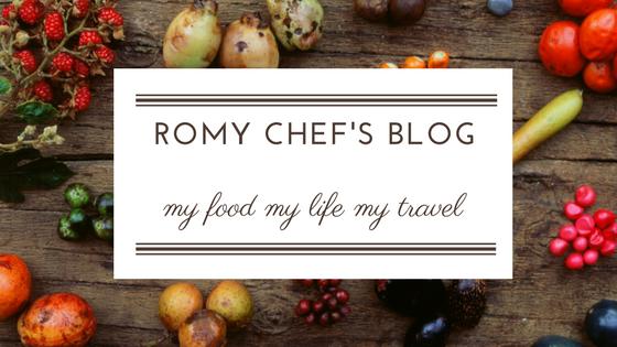 RomyChef's Blog