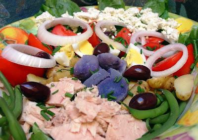 Salad Nicoise II