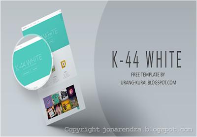 Download Template Magazine Yang Cocok Untuk Fotografi jonarendra k44 white