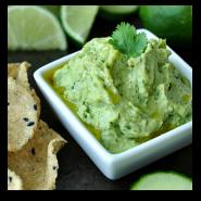 Healthy White Bean Dip with Avocado and Cilantro