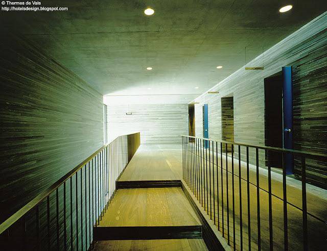 les plus beaux hotels design du monde h tel therme vals by peter zumthor vals suisse. Black Bedroom Furniture Sets. Home Design Ideas