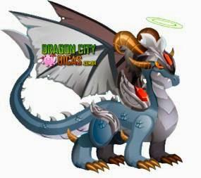 Dragão Anjo Caído