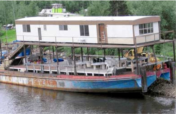 Step by Step Houseboat Plans - Boat Building Plans | How To Build
