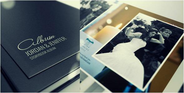 VideoHive Storybook Album