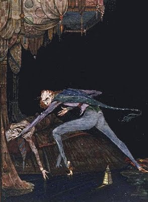 El cor delator (Harry Clarke)