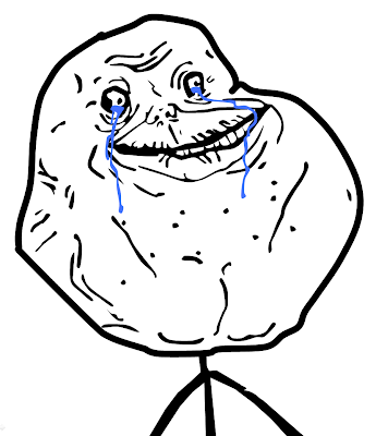 forever alone guy. Forever Alone (Yeah