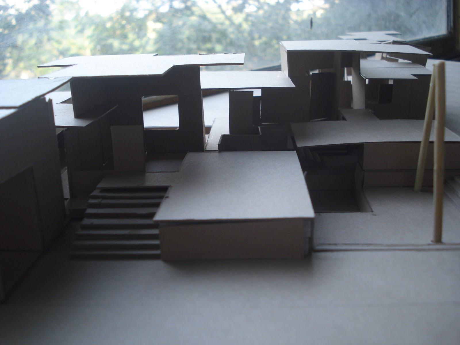 Dagagiri architectural design final jury for Semi open spaces