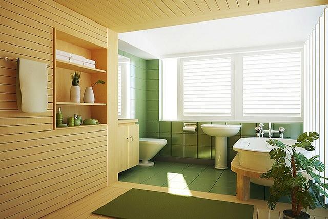 10 meilleurs Schémas de couleur pour salle de bain ~ Décor de ...