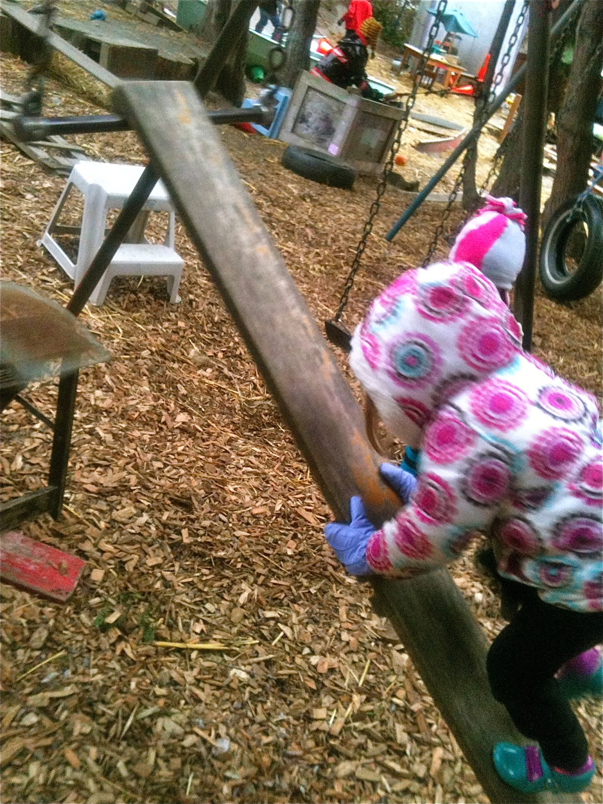 teacher tom building your own backyard playground