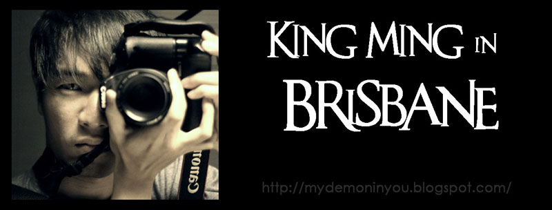 King Ming from BRISBANE