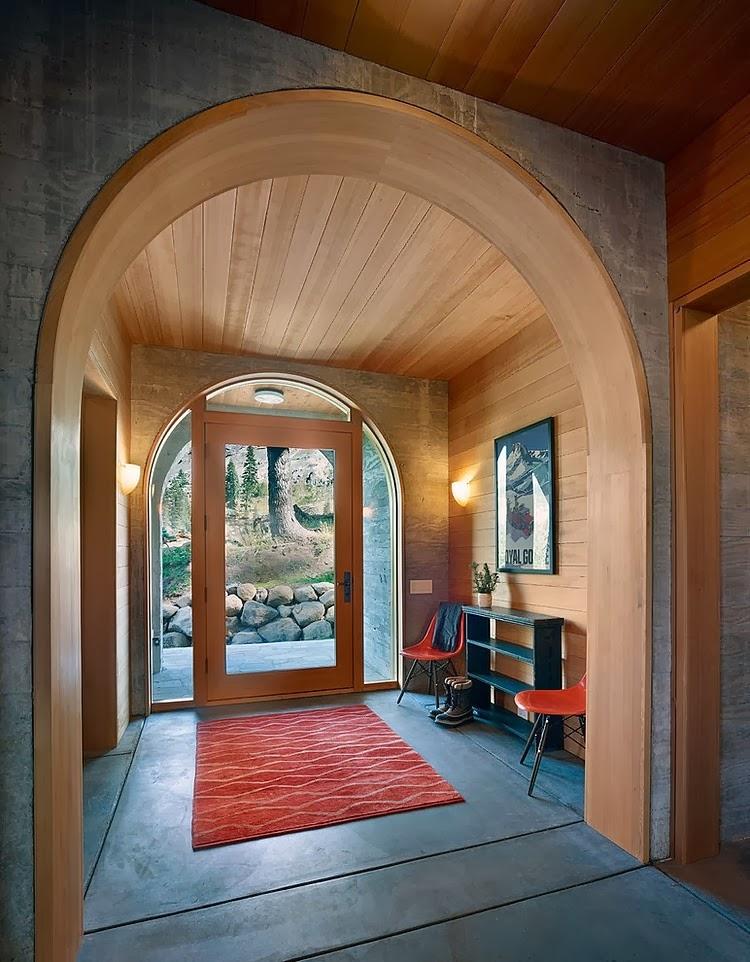 amenajari, interioare, decoratiuni, decor, design interior, vila, casa de vacanta, hol,