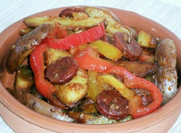 Pommes De Terre A L'Espagnole