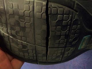 M&S Airflex Shoes - Split sole