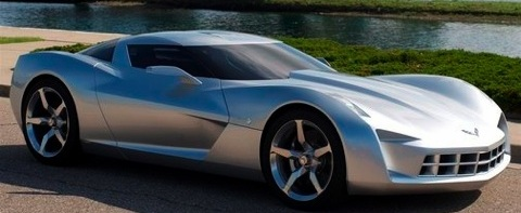 2012 Corvette Stingray