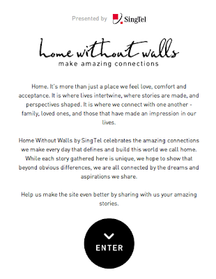 """{Sponsored Review} Fostering family bonding activity – Singtel """"Home Without Walls"""", Our Parenting World"""