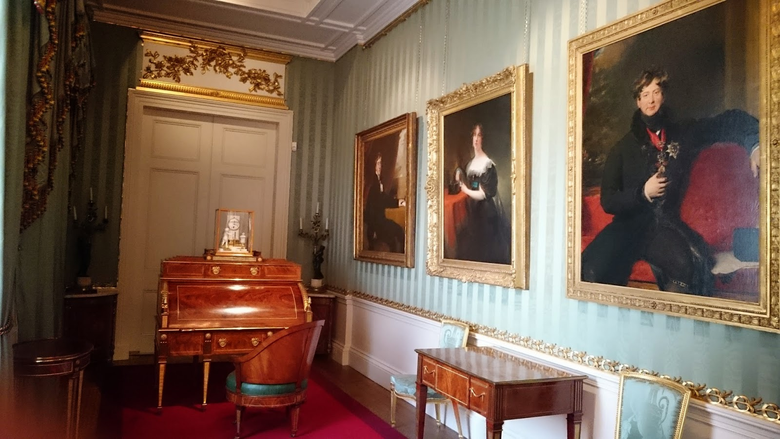The South Sketch Gallery, Chatsworth