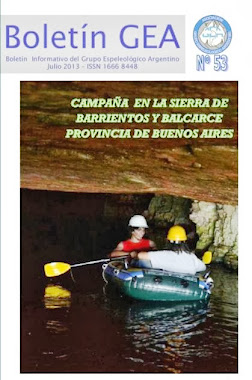 Boletín GEA, Argentina, 53