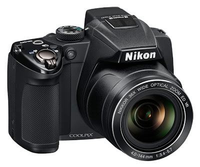 Nikon Coolpix P500 Black