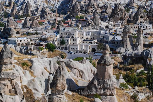 土耳其, turkey, 奇石林, Cappadocia, Goreme Panorama, 哥樂美觀景臺